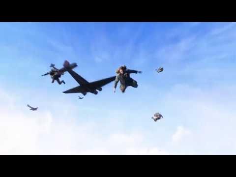Battlefield 5 Firestorm Gameplay - Battle Royale Footage