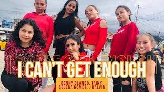 Baixar benny blanco, Tainy, Selena Gomez, J Balvin - I Can't Get Enough   Coreografía