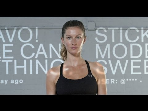Gisele Bündchen  I WILL WHAT I WANT