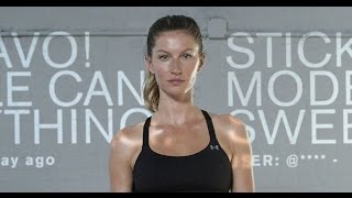 Gisele Bündchen - I WILL WHAT I WANT