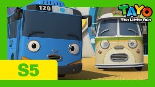 Tayo S5 Ep19 L Booba's Vacation L Tayo The Little Bus