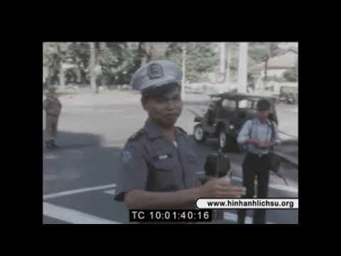 Phim tài liệu: Nguyễn Thành Trung ném bom Dinh Độc Lập năm 1975.