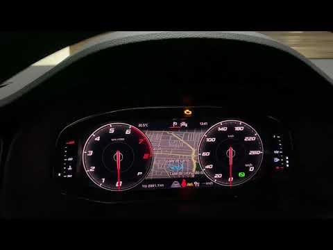 Virtual cockpit Ateca 2020