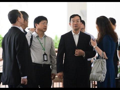 Envoy says Beijing not upset, slams western media