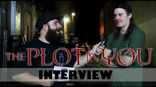The Plot In You Interview | Happiness In Self Destruction | Ai640 | Christmas EP