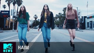 haim on the want you back music video the dangerous idea behind it mtv news