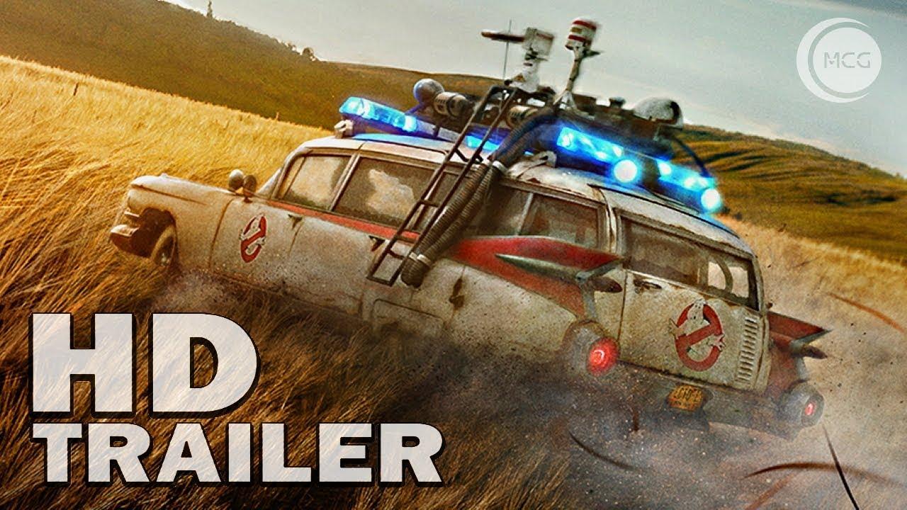 Ghostbusters 3 Trailer Deutsch