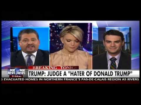 Megyn Kelly Smacks Down Defender Of Trump's Attacks On Trump U Judge