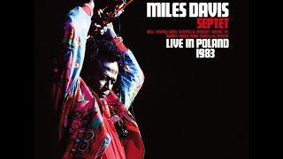Miles Davis Septet - Live at Jazz Jamboree - 1983