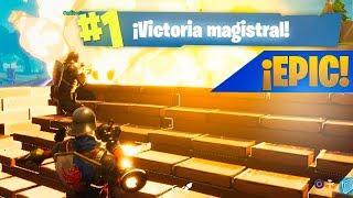 EL DUO LETAL!! Fortnite: Battle royale