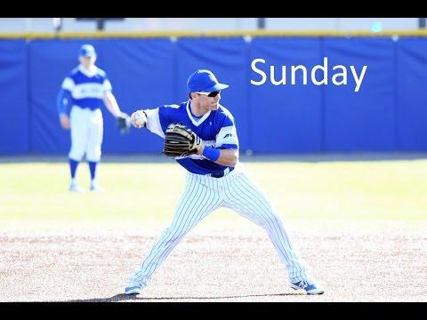 SLU @ Butler Sunday Gm 3