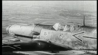 Stíhací letadla druhé světové války zemí Osy
