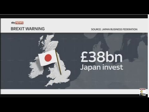 Brexit fallout: Japan issues stark jobs and investment warning to UK