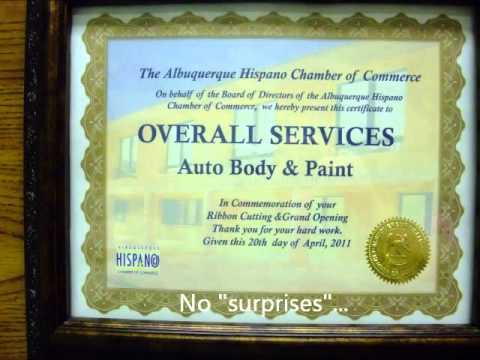 Car Repair Albuquerque Auto Repair | Overall Services 505-633-7210