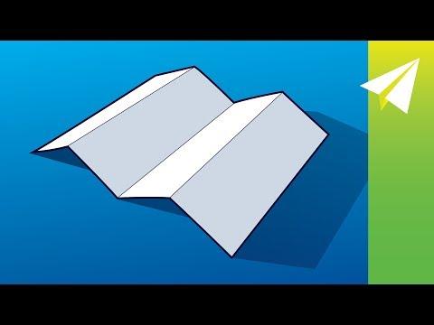 Origami Basics: Mountain Folds And Valley Folds - YouTube