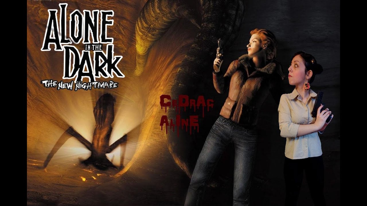 Alone In The Dark The New Nightmare Cheats And Secrets Youtube