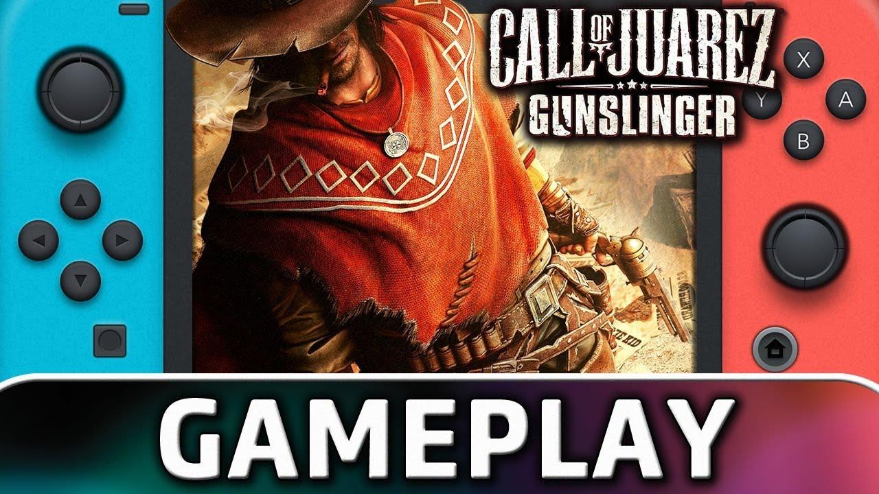 Call of Juarez: Gunslinger | First 15 Minutes on Nintendo Switch