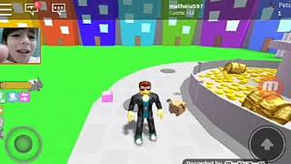 ! ROBLOX (:V) ! My little mike puppy won't listen to me