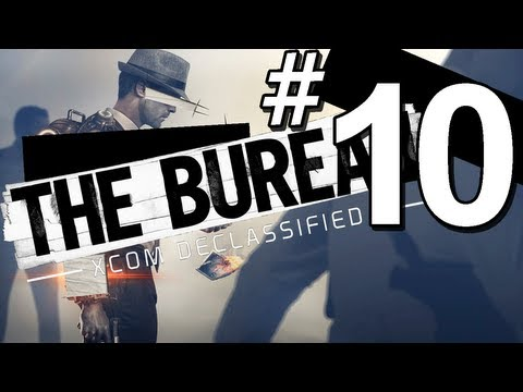Let's Play The Bureau: X-Com Declassified  Part 10: Oil  Slime Monsters [Code-Breakers DLC]  