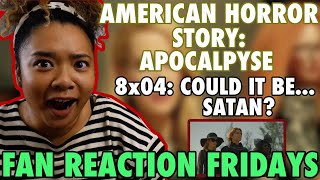 """American Horror Story: Apocalypse Season 8 Episode 4: """"Could It Be...Satan?"""" Reaction & Review   FRF"""