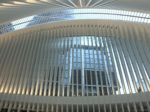 WTC Transit Hub To Open Amid Sniping Over Costs