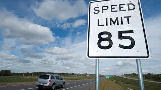 Amerika Vakantie Tip Deel 9. Rijden op de snelweg.