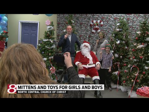 Mittens and Toys for Girls and Boys
