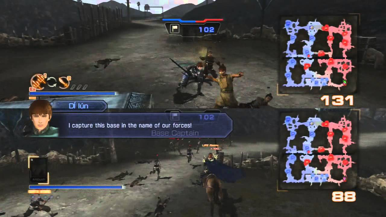 Gamekyo: dynasty warriors 7 full game free pc, download, play.