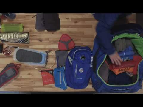 Jamboree 2017: How to Pack a Duffel