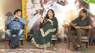 NTR Kathanayakudu Movie Team Interview | Balakrishna | Vidya Balan | Krish | NTV Ent