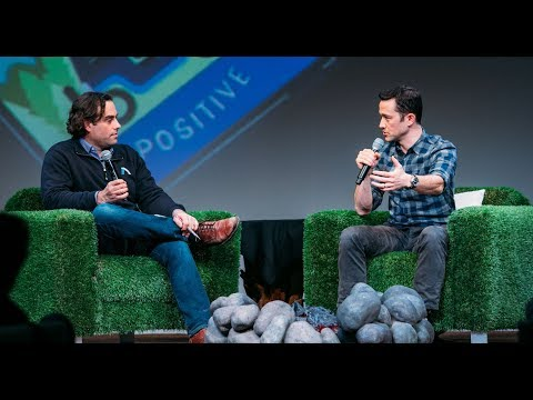 Joseph Gordon-Levitt Interview with Dan Primack | Upfront Summit ...