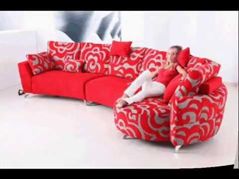Sofas modernos youtube for Sofas esquineros modernos