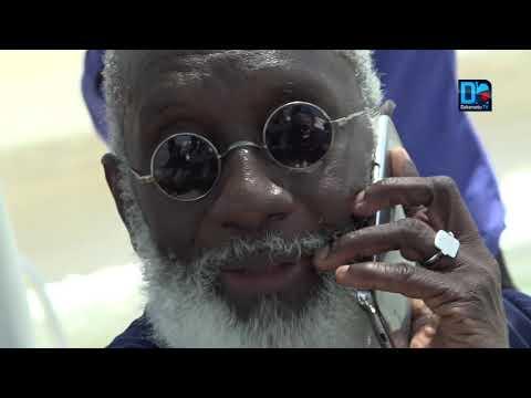 CULTURE : le berger de lile de Ngor au coeur de la 13e bienale de Dakar