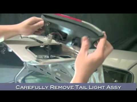 Spyder Auto Install: Altezza & Euro-Tail Style Tail Lights Overview (Honda Accord)