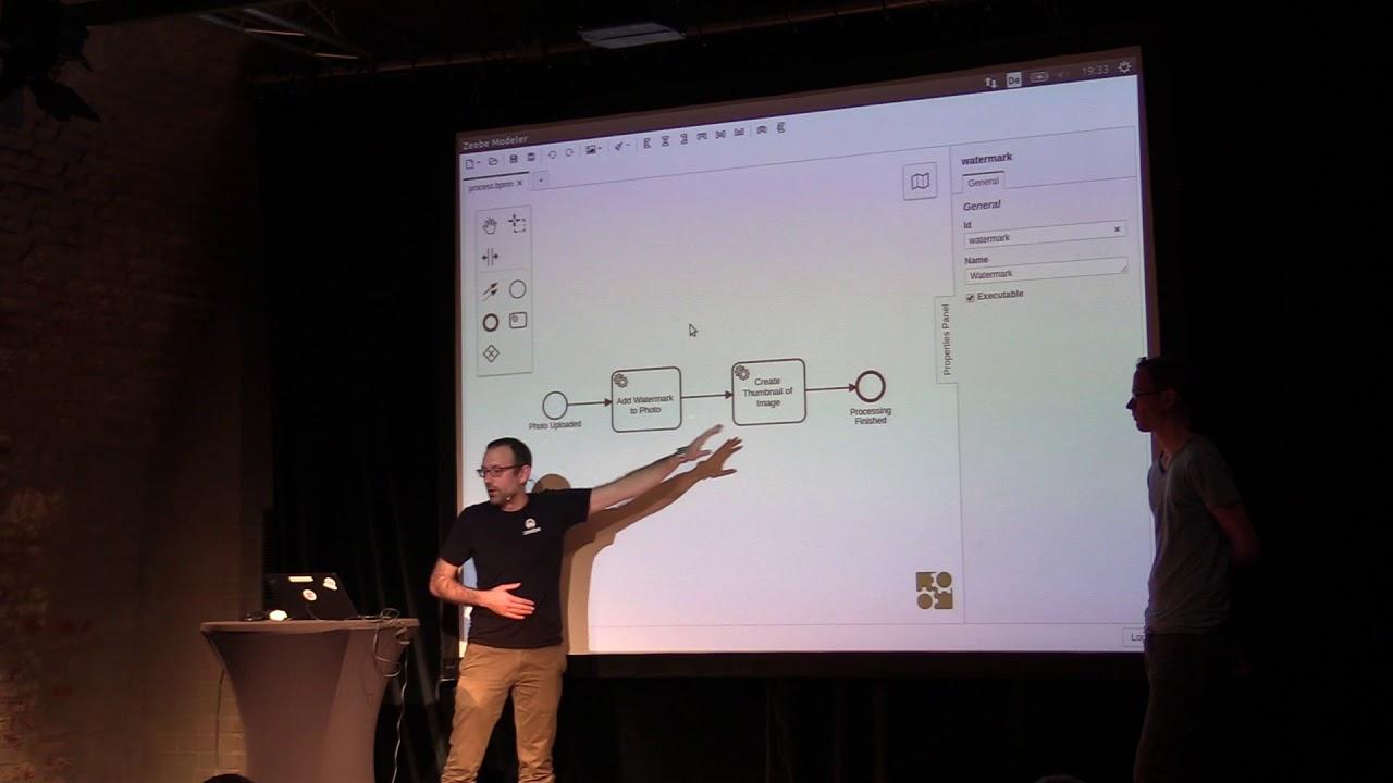 Microservices Meetup Munich - Zeebe io - Event-driven Microservice  Orchestration (2017-12-05)