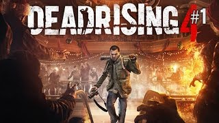 Twitch Livestream | Dead Rising 4 Part 1 [Xbox One]