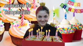 HAGO 16 CUPCAKES POR MIS 16 AÑOS