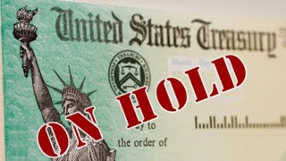 The Senate Put 2nd Stimulus Checks On HOLD || Why? || 2nd Stimulus Check Update