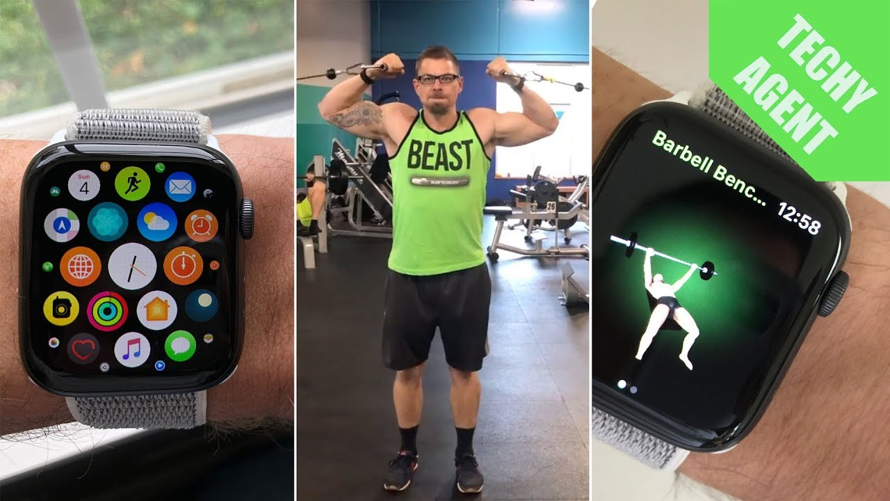Best Apple Watch apps for Gym, Lifting, Crossfit, Etc