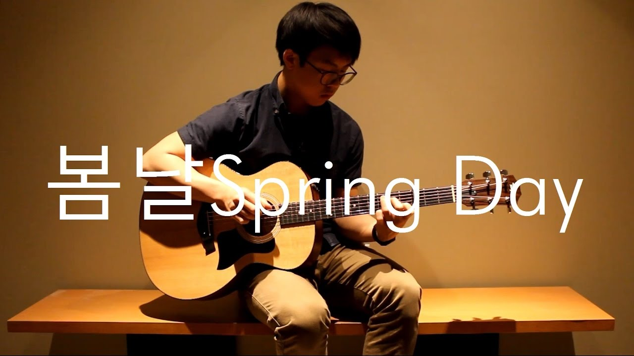 bts-spring-day-fingerstyle-guitar-andrew-chee
