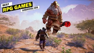 10 Best RPG Gaṁes For Android & iOS Of 2021 [ARPG/RPG/MMORPG] #2