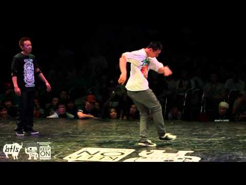 Japan vs Korea | BBOY Crew Battle | KOD Asia Cup | Beijing, China