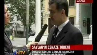 Emekli Müftü Özkes'in Türkan Saylan Hakkındaki İftiralarla İlgili Yorumu