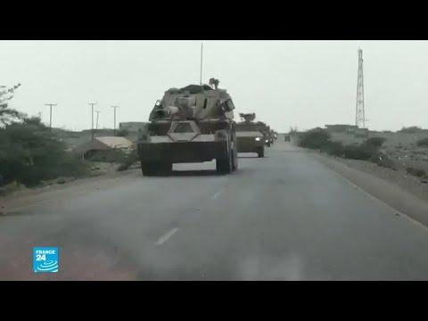 تعزيزات عسكرية ضخمة لاجتياح الحديدة!!  - نشر قبل 50 دقيقة