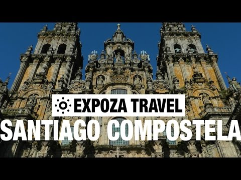 Catedral De Santiago De Compostela Vacation Travel Video Gui