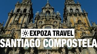 Catedral De Santiago De Compostela Vacation Travel Video Guide