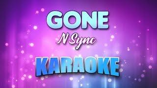 N Sync - Gone (Karaoke & Lyrics)