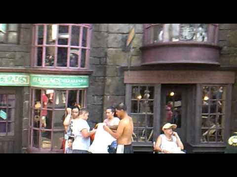 Nuevo Juego Harry Potter En Studios Universal Orlando Youtube