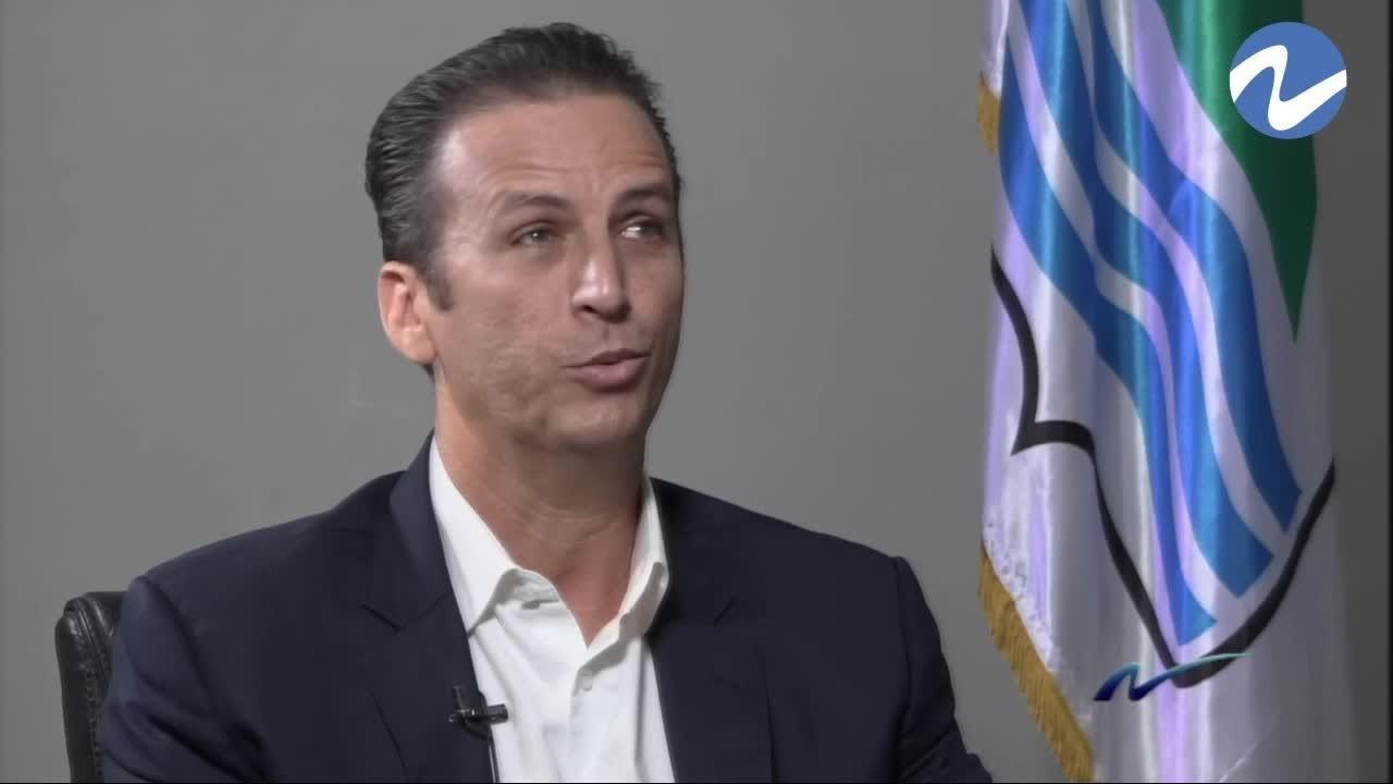 Nuria - Controversial entrevista llena de contradicciones con el Síndico de Puerto Plata Walte Musa