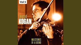 Violinkonzert Nr. 3 G-Dur KV 216: II. Adagio